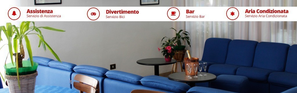 Aree Servizi Hotel Carezza Cervia
