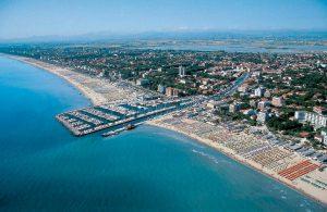 Mare con Spiaggia Cervia