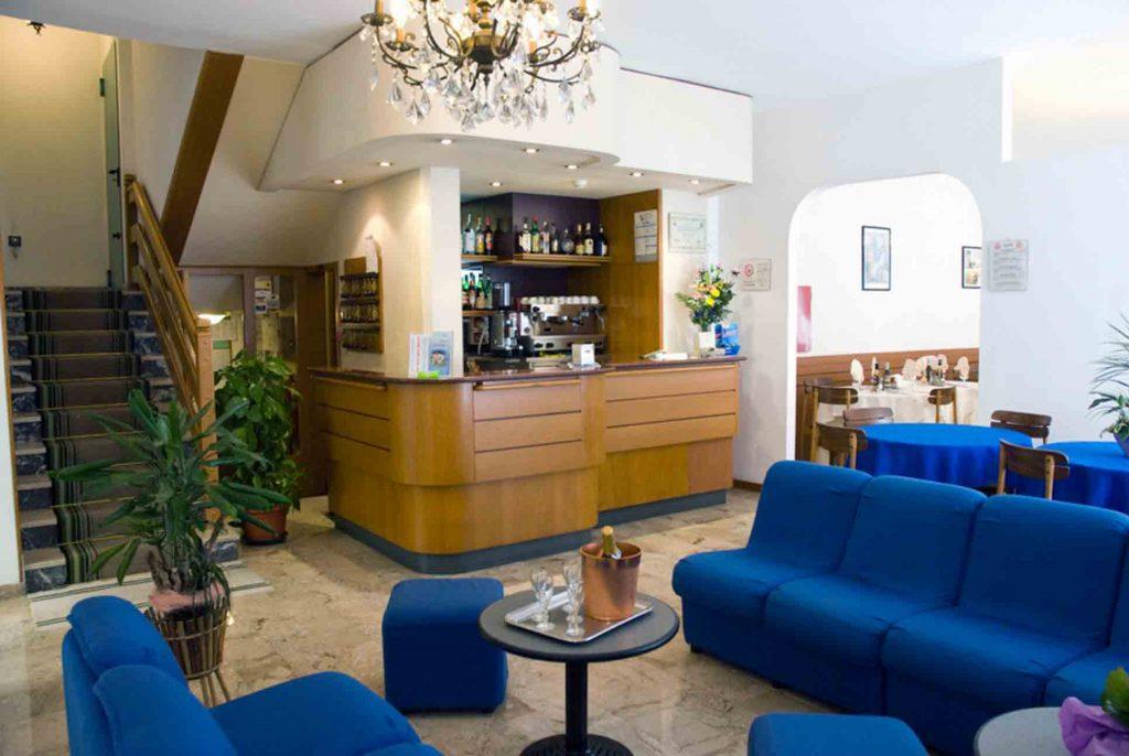 Hotel Carezza Cervia Receptions e Bar