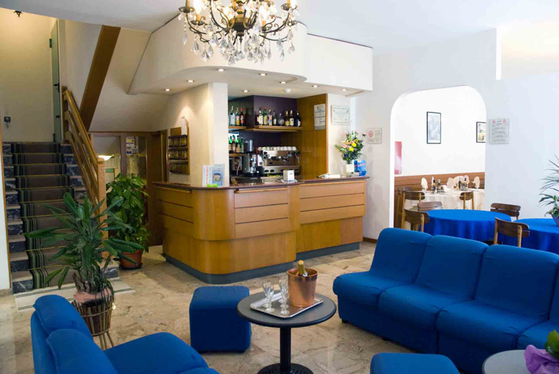Hotel Carezza Cervia Receptions e Bar