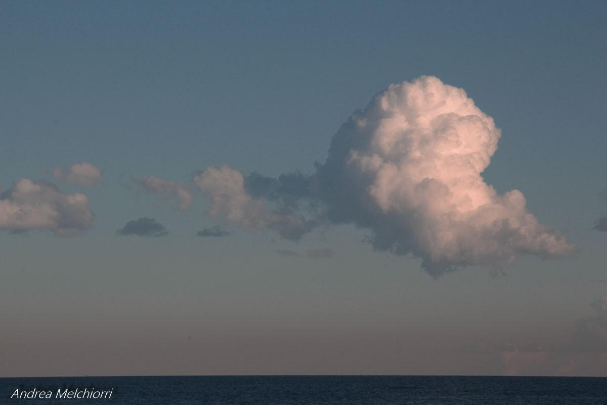 cielo sul mare