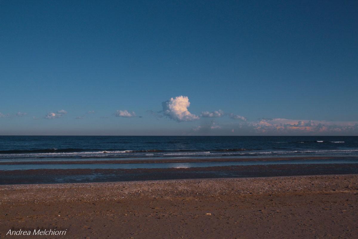 cielo con spiaggia
