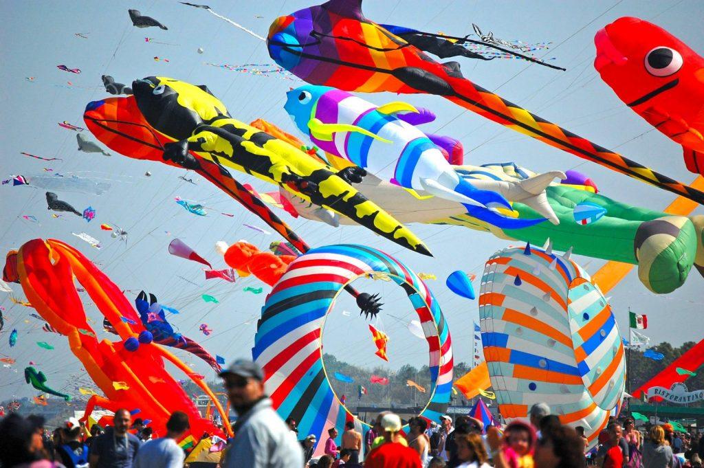 Festival aquiloni cervia