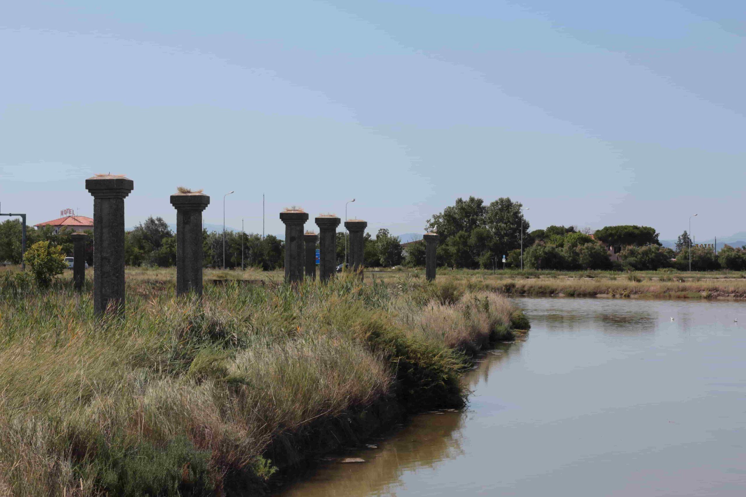 Colonne Antiche terme di Cervia