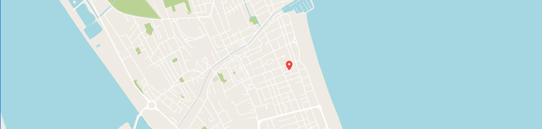 Hotel Cervia Carezza Mappa Via Caprera n.5